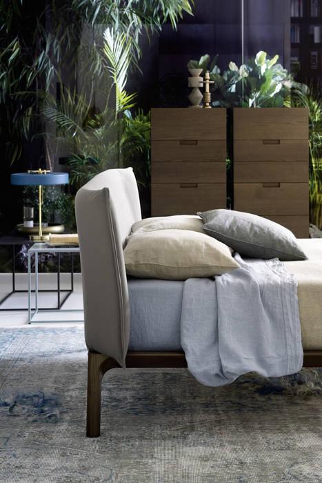 Schlafzimmer Trend 2016 Holz Pflanzen Kupfer Schlafzimmer Von