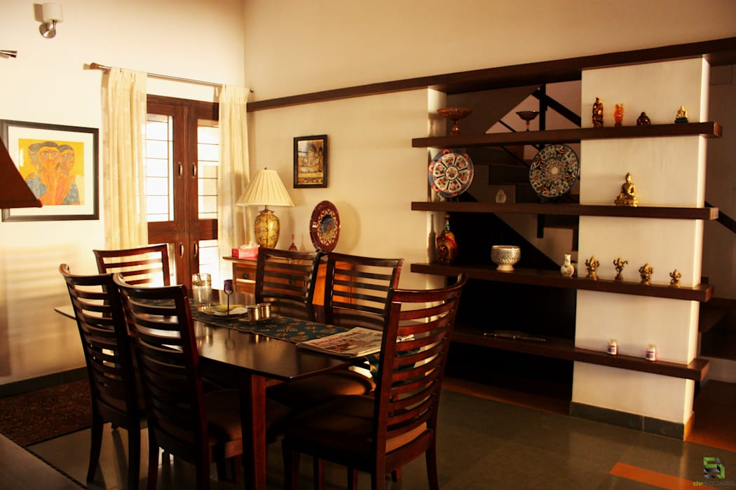 Classic style dining room by de square Classic