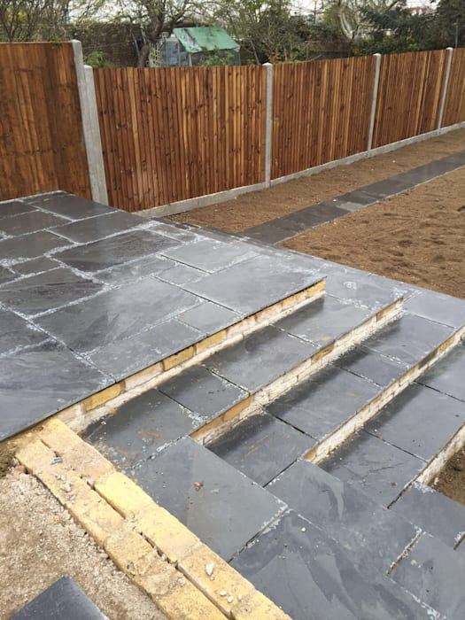 Garden and Driveway Design and Installation TDS Paving and Landscaping