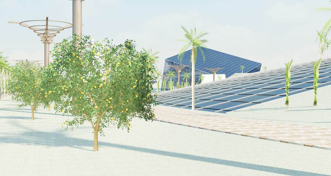 Campus Universitario - Parana - Brasile Studio la Piramide Architettura e Urbanistica Giardino minimalista