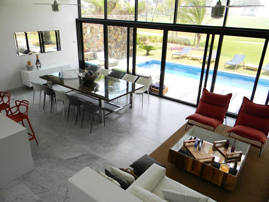 eclectic  by MAAD arquitectura y diseño, Eclectic