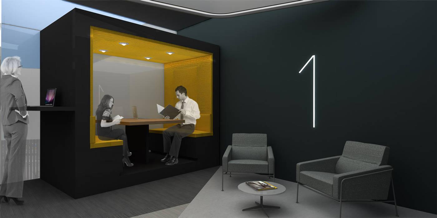 Anima - RIMA Arquitectura Estudios y despachos modernos de RIMA Arquitectura Moderno