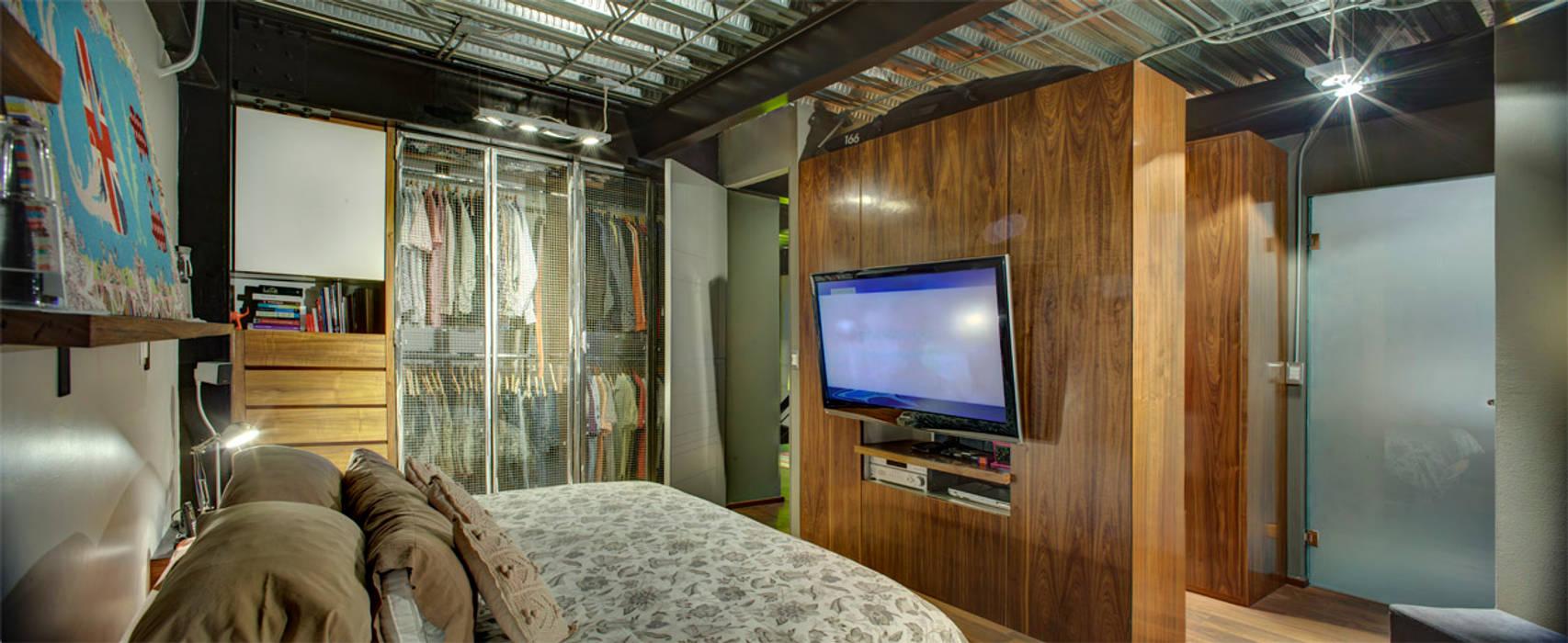 Phòng ngủ phong cách hiện đại bởi RIMA Arquitectura Hiện đại