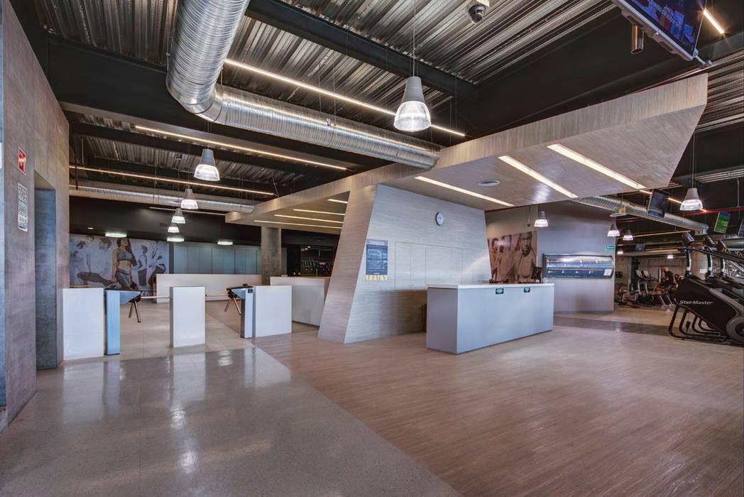 Тренажерные комнаты в . Автор – RIMA Arquitectura, Модерн