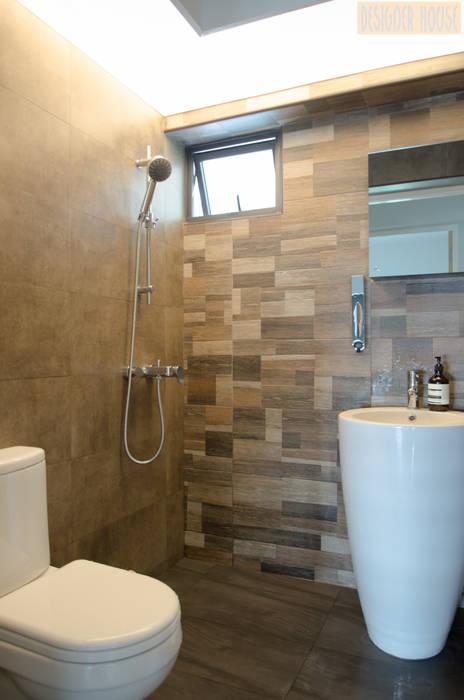 Designer House Modern bathroom