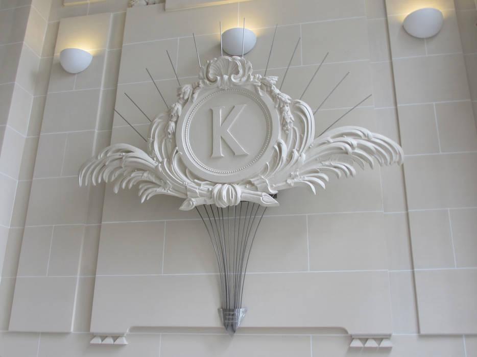 """Hommage à """"K"""": Espaces commerciaux de style  par Artiste Sculpteur, Designer et Artisan d'Art"""