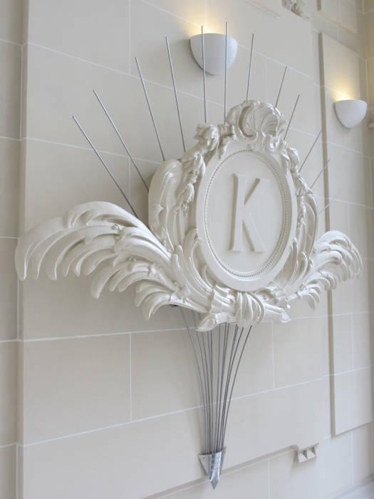 """Hommage à """"K"""": Bureaux de style  par Artiste Sculpteur, Designer et Artisan d'Art"""