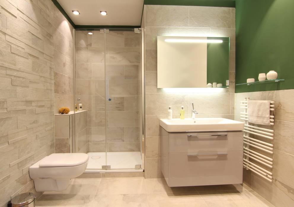 Showroom badezimmer im landhausstil von will bau & bad ...