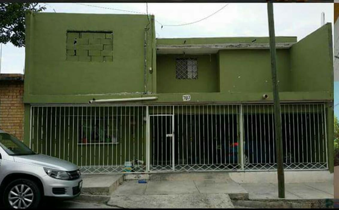 Maisons minimalistes par Laboratorio Mexicano de Arquitectura Minimaliste Béton