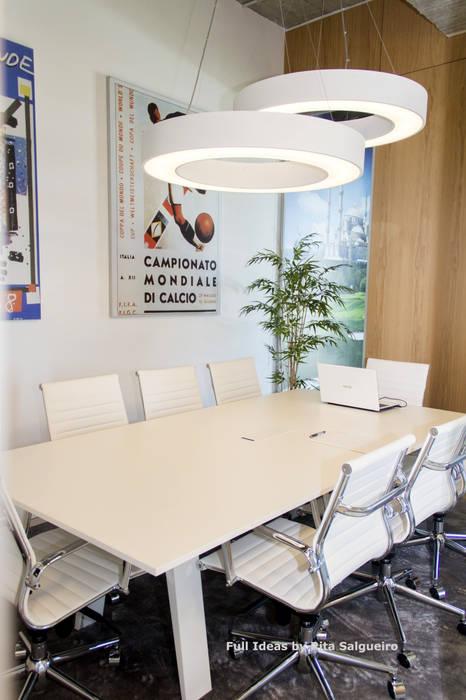 Sala de Reuniões Rita Salgueiro Escritórios