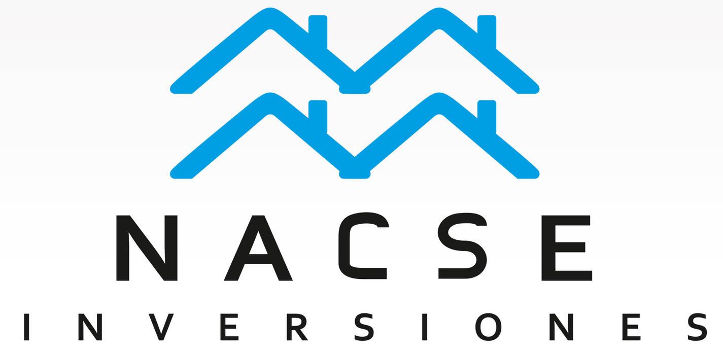 Logo Empresa Balcones y terrazas de estilo moderno de INVERSIONES NACSE S.A.S. Moderno