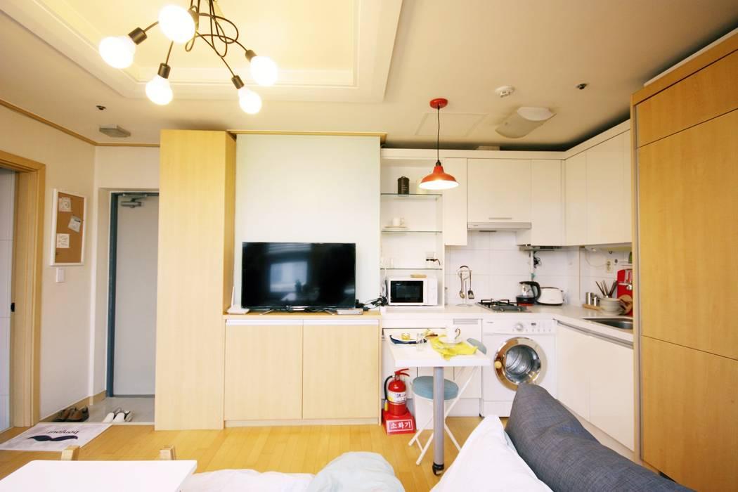 Wohnzimmer von homelatte