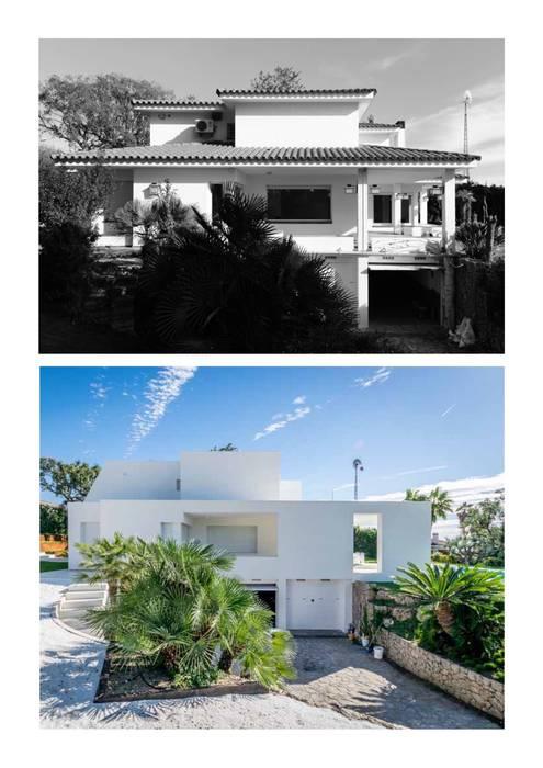 Maisons de style  par Simon Garcia | arqfoto