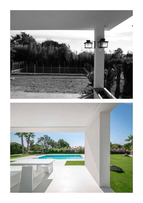 Maisons de style  par Simon Garcia   arqfoto