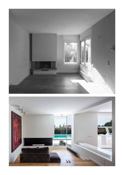Salas de estar  por Simon Garcia | arqfoto