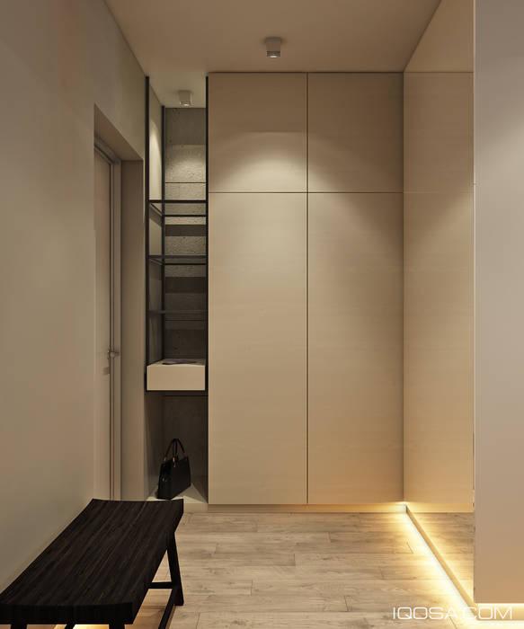 Minimalist dressing room by homify Minimalist