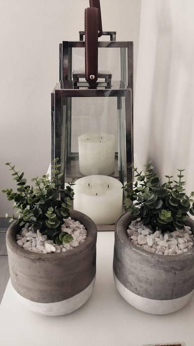 GSI Interior Design & Manufacture 客廳配件與裝飾品 Grey