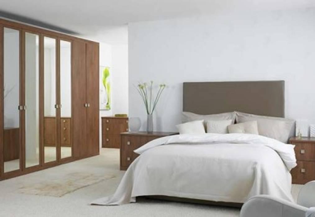 Guest Bedroom Minimalist bedroom by GSI Interior Design & Manufacture Minimalist
