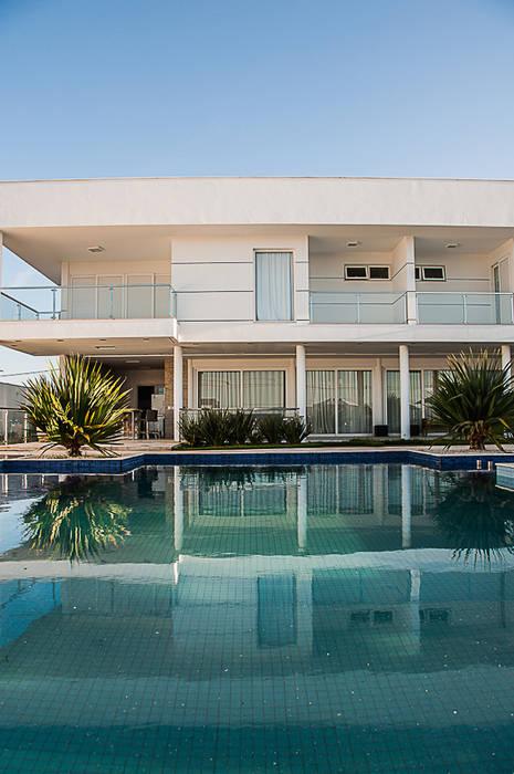 โดย A/ZERO Arquitetura โมเดิร์น