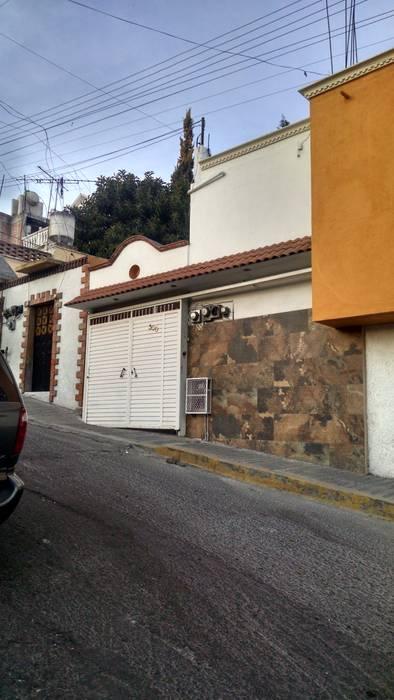 Remodelación Centro Historico Pachuca: Casas de estilo colonial por Besana Studio