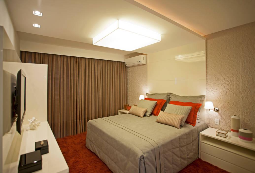 Dormitorios de estilo moderno de Lana Rocha Interiores Moderno