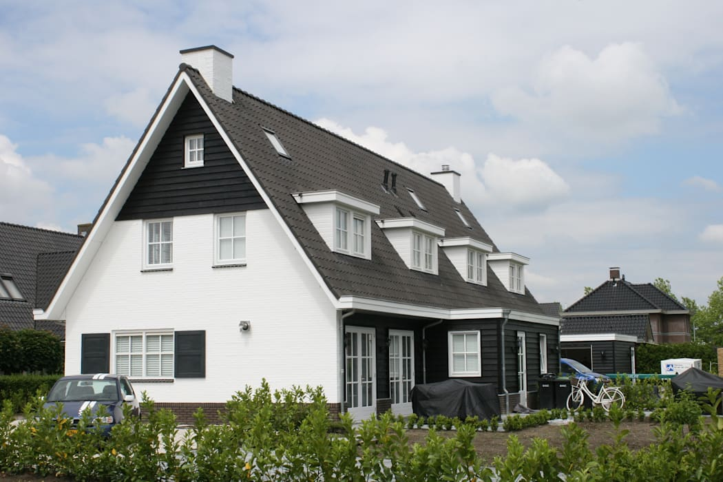 Houses by Brand I BBA Architecten, Country