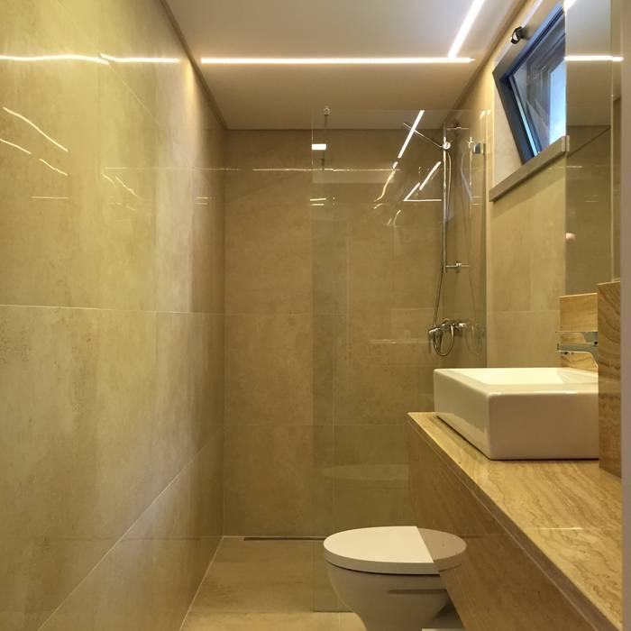 Case de banho 3 casas de banho por highplan portugal homify for Homify case