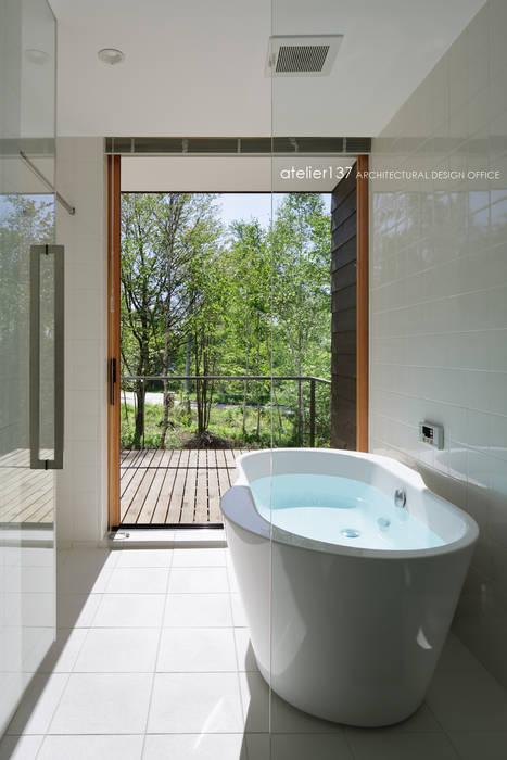 Spa Gaya Skandinavia Oleh atelier137 ARCHITECTURAL DESIGN OFFICE Skandinavia