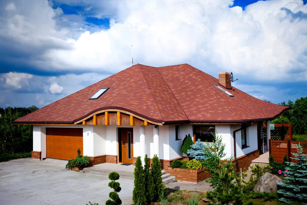 Casas clásicas de Pracownia Projektowa ARCHIPELAG Clásico