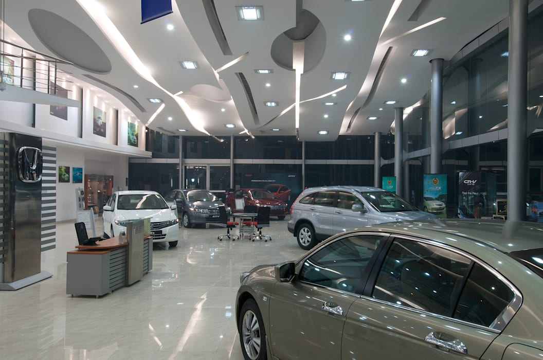 Heritage Honda, Bareilly:  Car Dealerships by INFINITY