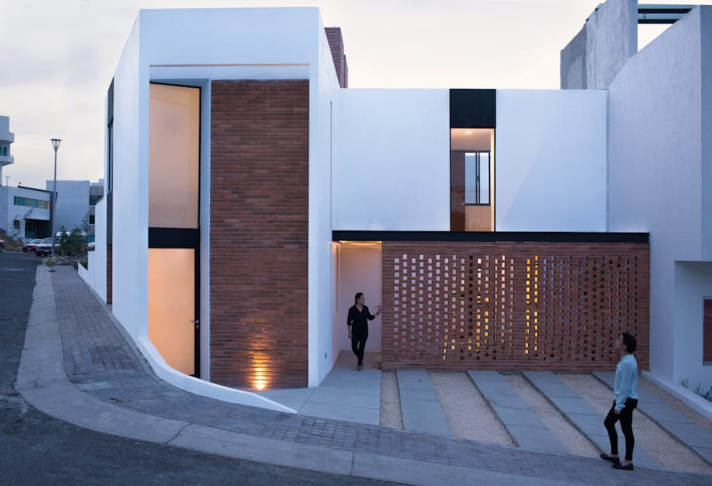 Дома в стиле минимализм от Región 4 Arquitectura Минимализм
