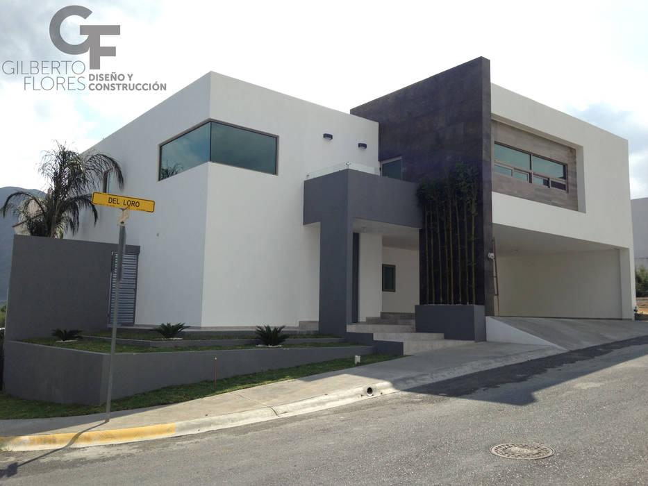 Rumah oleh GF ARQUITECTOS, Modern