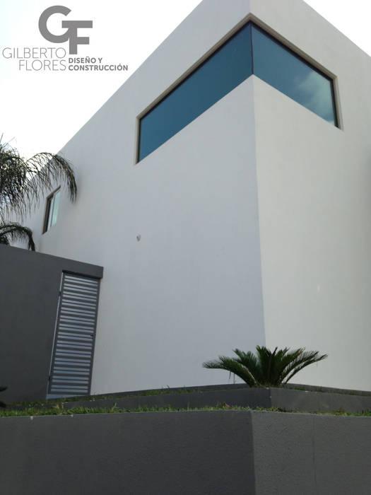 Casas de estilo  por GF ARQUITECTOS, Moderno