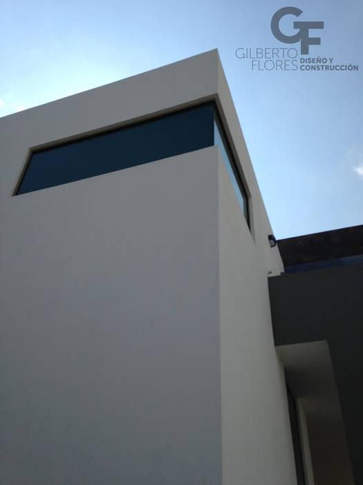 Detalle Ventana Casas estilo moderno: ideas, arquitectura e imágenes de GF ARQUITECTOS Moderno