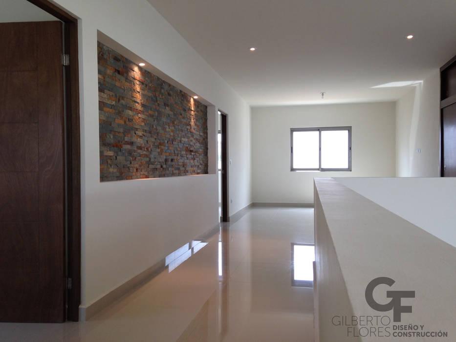 Koridor & Tangga Modern Oleh GF ARQUITECTOS Modern