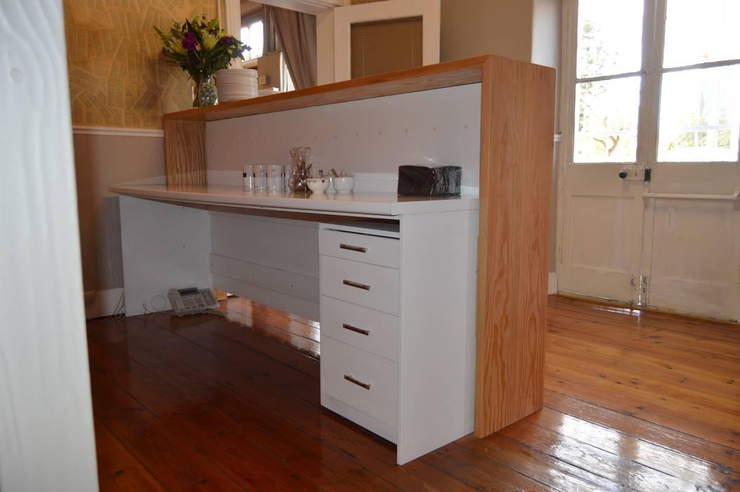 Grondbeurs / Jawitz - Worcester: modern  by GreenCube Design Pty Ltd, Modern MDF
