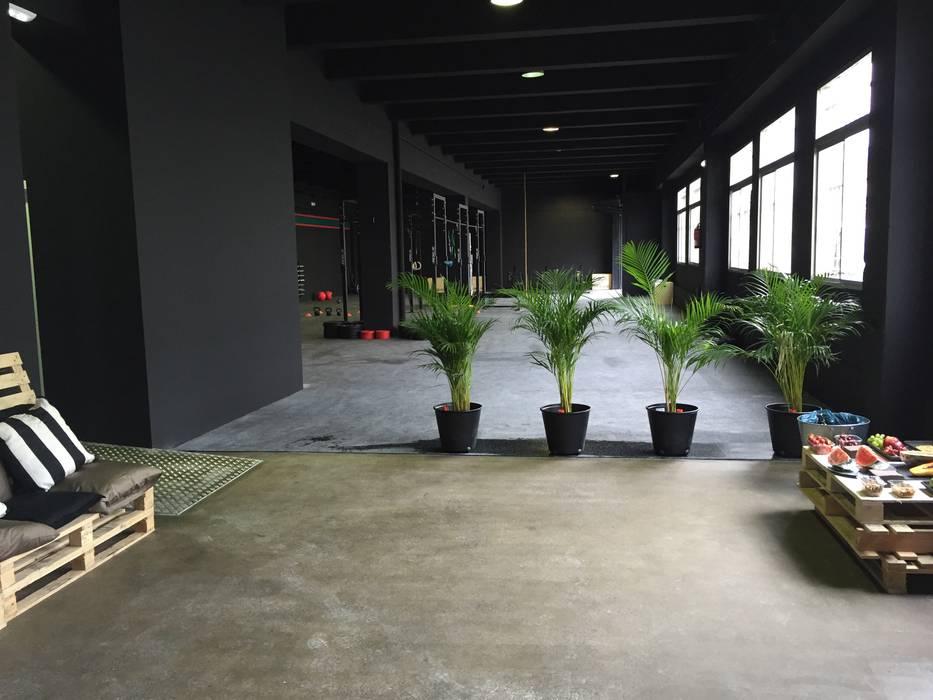 Estádios industriais por EKIDAZU Industrial