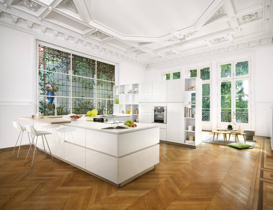 Кухни в . Автор – Schmidt Küchen, Модерн