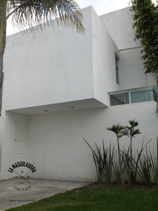 4b6da718c3f10 Casa 34  casas de estilo por la maquiladora   taller de ideas
