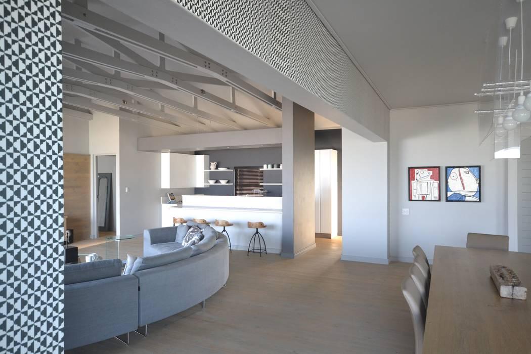 Home Renovation de Nieuwoudt Architects