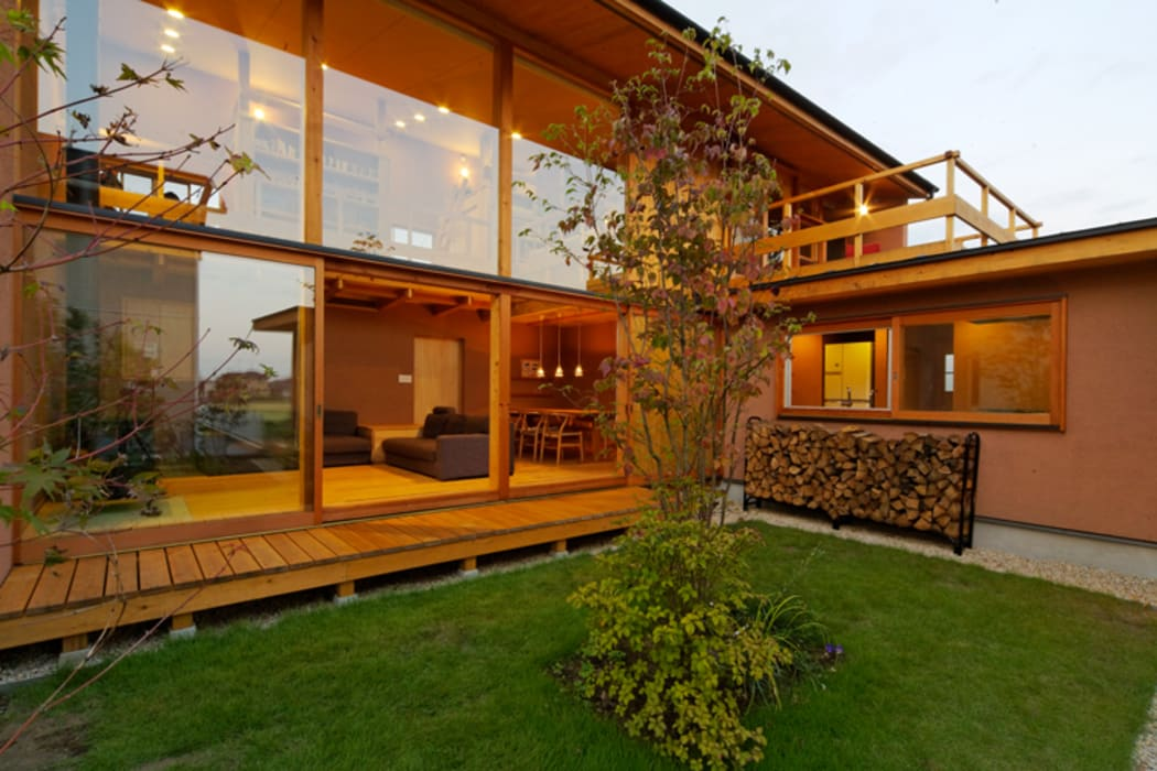 Garden by 中山大輔建築設計事務所/Nakayama Architects