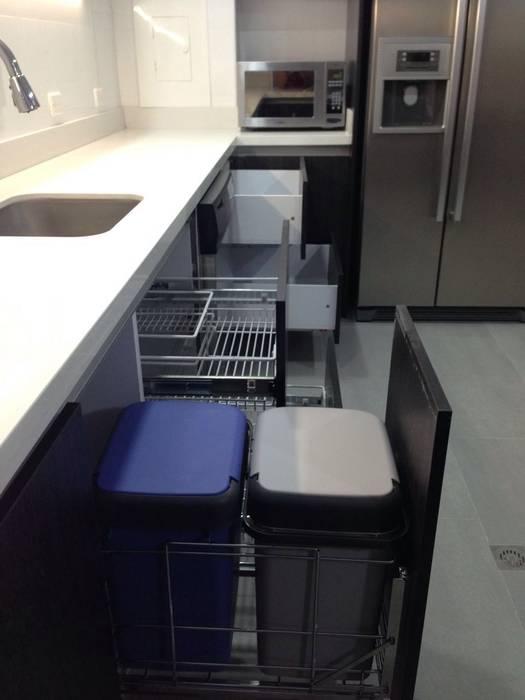 Andina de Modulares ห้องครัวตู้เก็บของและชั้นวางของ