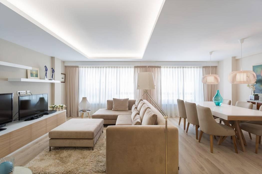 Living Room By Gestion Integral De Proyectos Del Noroeste S L
