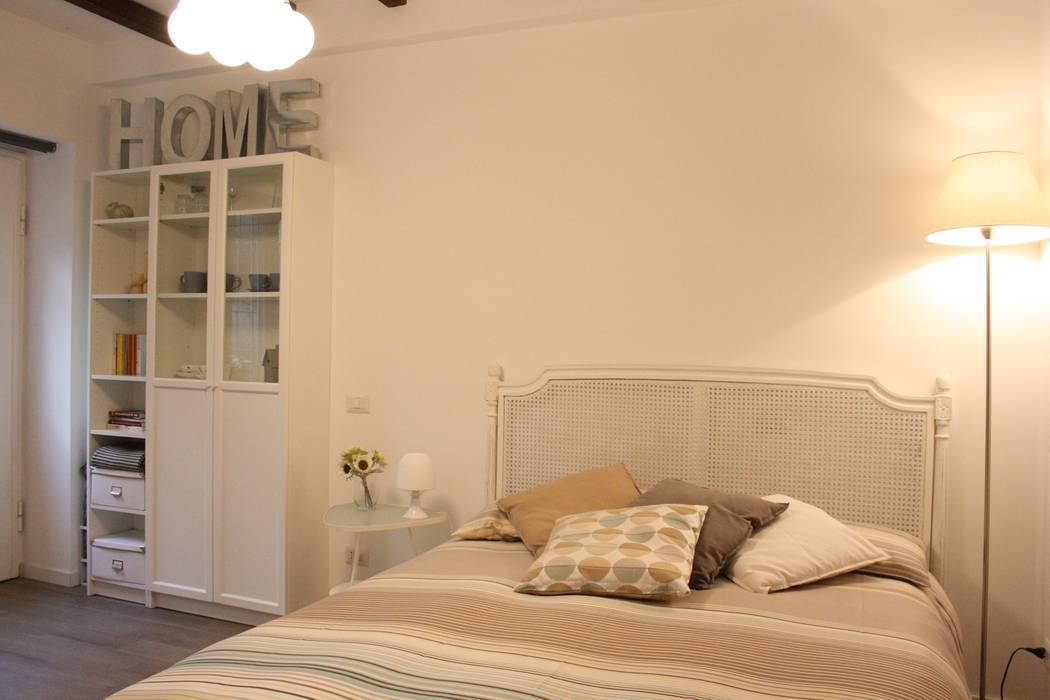 studio ferlazzo natoli Dormitorios de estilo ecléctico