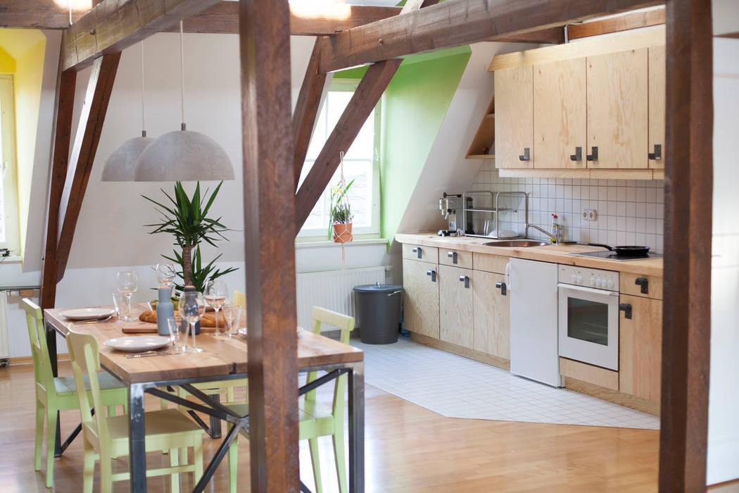 Cocinas de estilo  de woodboom , Industrial