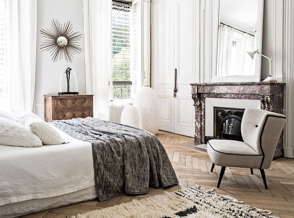 Chambre scandinave par Design for Love Scandinave