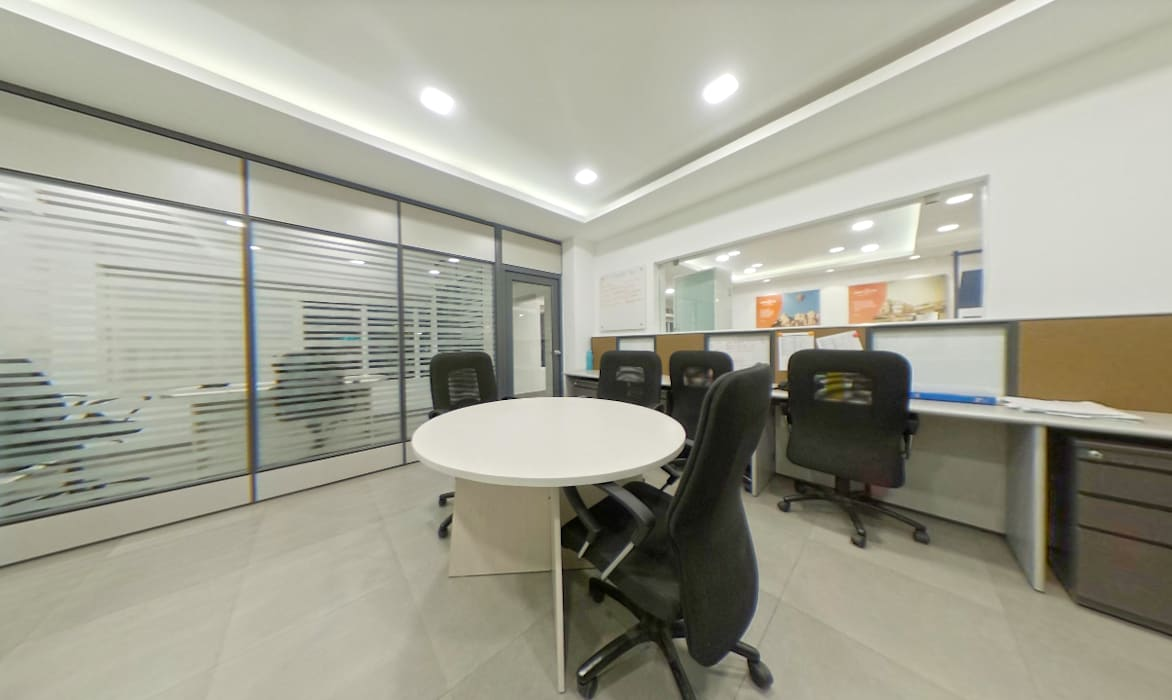 Business Development Department:  Office buildings by Designink Architecture and Interiors