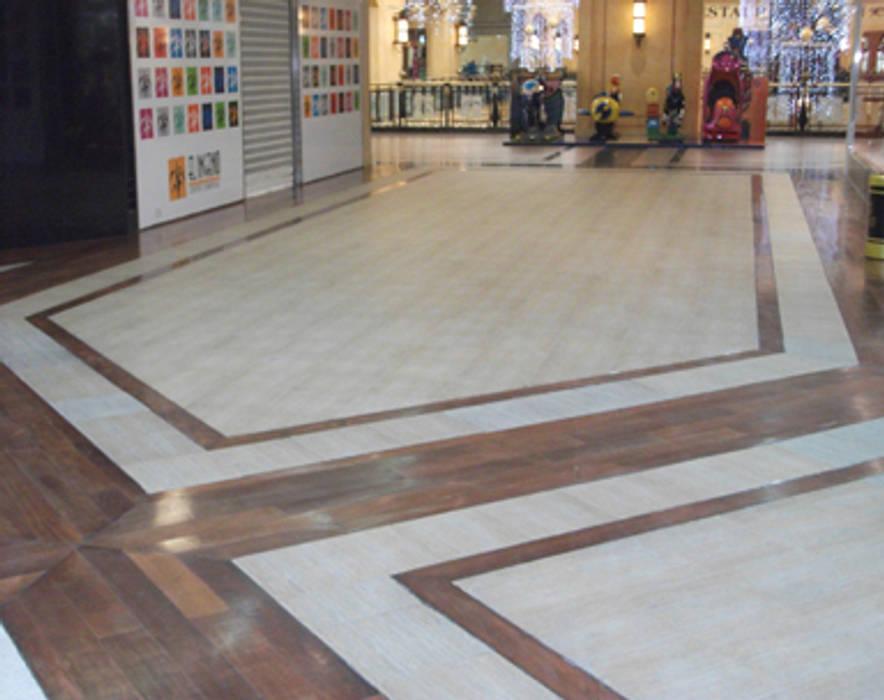 TTF Proyectos Shopping Centres Ceramic