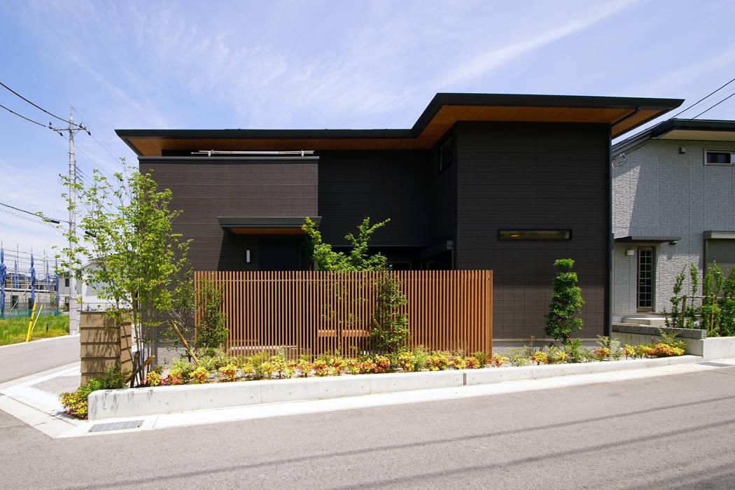 外観: SQOOL一級建築士事務所が手掛けた家です。,