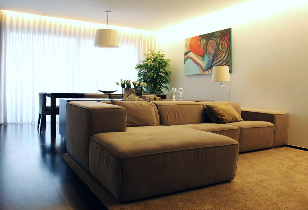 PFS-arquitectura Living room